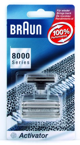 Braun Replacement Foil & Cutter -  Activator Combi Pack