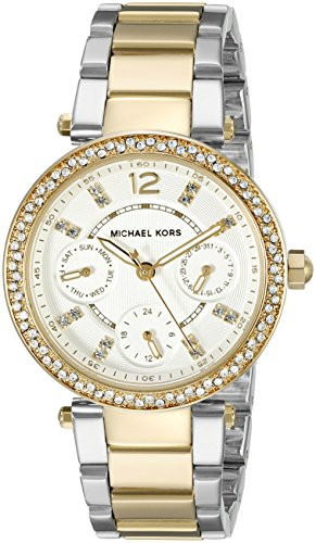 Michael Kors Women's Parker Two-Tone Bracelet