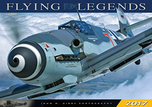 Flying Legends 2017: 16-Month Calendar September 2016 through December 2017