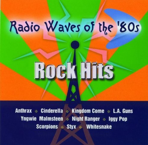 Various Artists - Radio Waves Of The 80