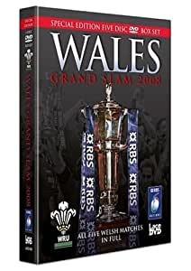 Wales Grand Slam - The Ultimate Edition [2008] [DVD]