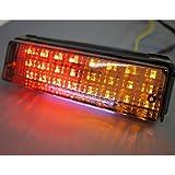 GPZ900R/750R用 LED テールランプ/ライト スモークレンズ ウインカー付き