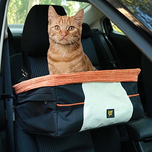 frontpet dog and cat car booster seat travel car seat skybox small animal lookout car carrier. Black Bedroom Furniture Sets. Home Design Ideas