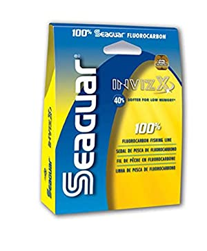 Seaguar Invizx 100% Fluorocarbon 200 Yard Fishing Line