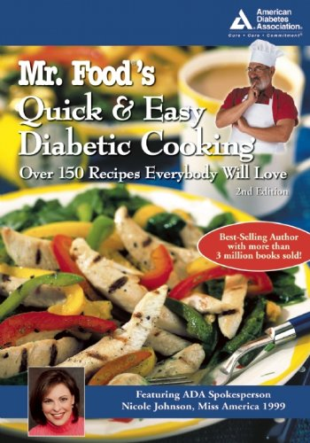 Mr. Food's Quick and Easy Diabetic Cooking by Art Ginsburg