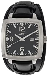 Esprit Analog Black Dial Mens Watch - ES105021001