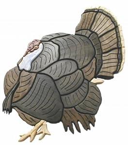 Amazon.com: Wild Turkey - intarsia Wood Carving: Home & Kitchen