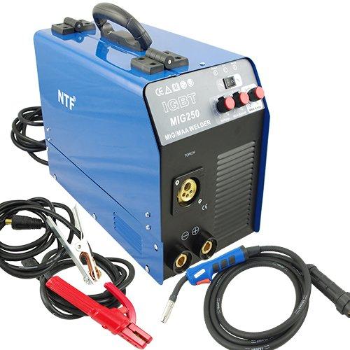 MIG-250-Schutzgas-Inverter-Schweigert-MIG-MAG-E-Hand-IGBT-250Amp-230V
