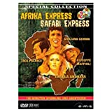 Africa Express / Safari Express - 2-DVD Set ( Tropical Express )by Giuliano Gemma