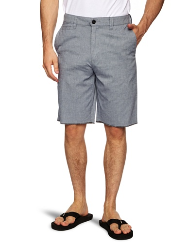 Quiksilver Pedro Men's Shorts Workwear Blue Small