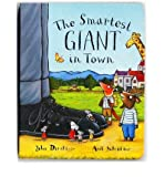 (The Smartest Giant in Town) By Julia Donaldson (Author) board_book on (Apr , 2010) Julia Donaldson