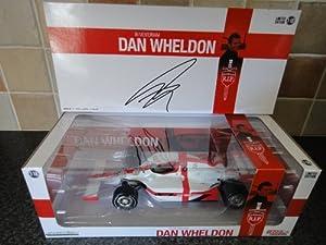 1/18th Dan Wheldon Tribute Die-cast Model 2012