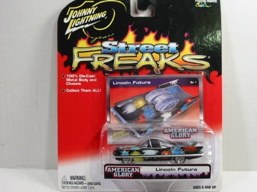LINCOLN FUTURA STREET FREAKS -JOHNNY LIGHTNING - 1