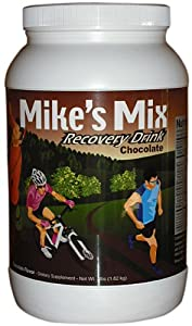 Mike's Mix Recovery Drink. 4lb-chocolate