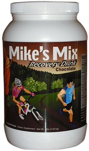 Mike's Mix Recovery Drink . 4lb-chocolate