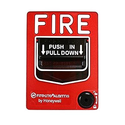 Bg-12 - Firelite Fire Alarm Pull Station by Firelite