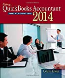 Using Quickbooks Accountant 2014 (with CD-ROM and Data File CD-ROM)