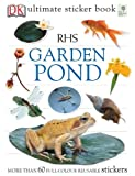 img - for RHS Garden Pond Ultimate Sticker Book (Ultimate Stickers) book / textbook / text book