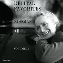 Recital Favorites By Nissman Vol. IV