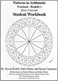 img - for Fractions: Booklet 1 Student Workbook - Basic Concepts book / textbook / text book