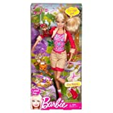 Barbie X9077 I Can Be... Zoo Keeper Doll