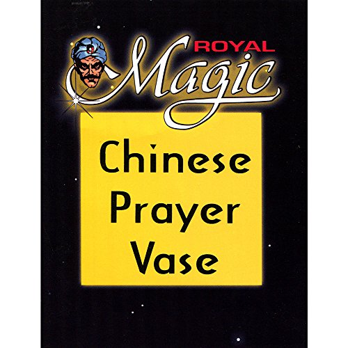 MMS Chinese Prayer Vase Royal