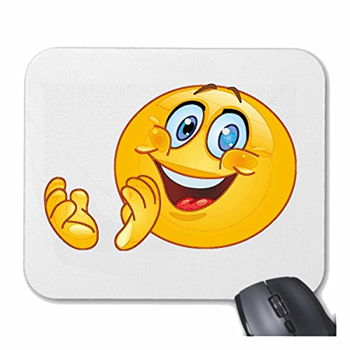 mousepad-merry-smiley-the-smack-applauding-smileys-smilies-android-iphone-emoticons-ios-grin-face-em