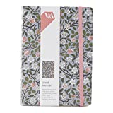 William Morris Floral Notebook