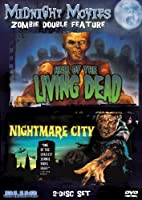 Midnight Movies Vol 9 Zombie Double Feature Hell Of The Living Deadnightmare City from Blue Underground