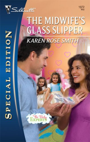 Image of The Midwife's Glass Slipper (Silhouette Special Edition)