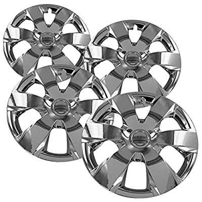 16 inch Chrome Plastic Wheel Cover, 42916c