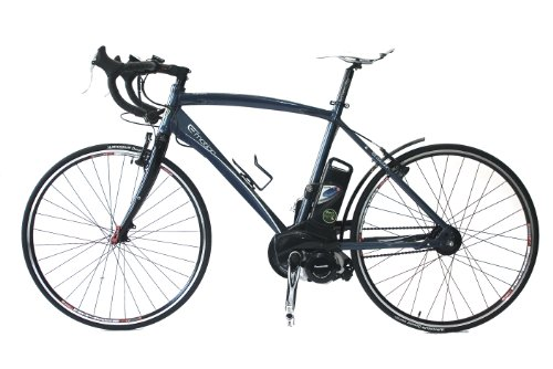 Easy Motion Sport Road Alfine-11 Electric Bike (Blue, 55)