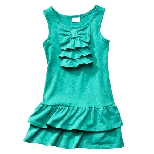 Infant Girls' Xhilaration® Turquoise Bow Dress 12M