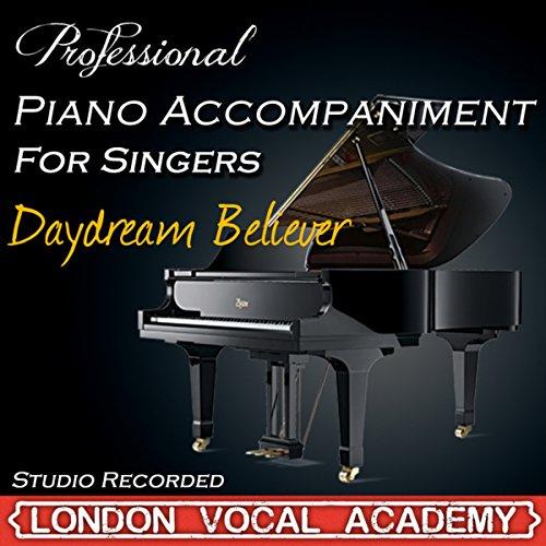 Daydream Believer ('I Dreamed A Dream & Susan Boyle' Piano Accompaniment) [Professional Karaoke Backing Track]