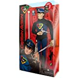 Captain Action The Original Superhero Action Figure with Comic Book