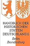 Handbuch der Historischen Stätten Deutschlands, Band 10: Berlin und Brandenburg