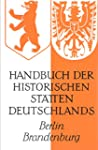 Handbuch der Historischen St�tten Deu...