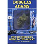Hitchhiker Trilogy: A Trilogy in Five Parts (0330316117) by Adams, Douglas