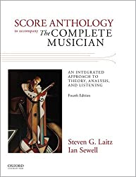 Score Anthology to Accompany The Complete Musician