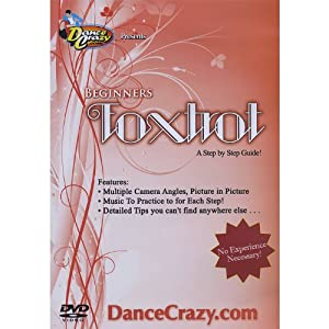 Learn To Dance Foxtrot: A Beginners Guide to Dancing the Foxtrot