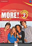 More! Level 2 Students Book with Cyber Homework and Online Resources