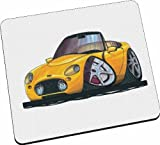 Personalised Koolart TVR Griffith Car Mouse Mat