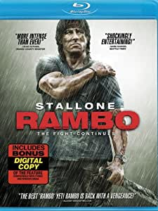 Rambo: The Fight Continues (Bilingual) [Blu-ray]