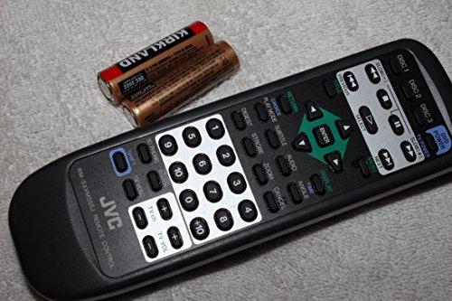 Jvc Tv/Dvd Remote Rm-Sxvm555J Xum555Bk Xvm555 Xvm555Bk Xvm555Bx Xvm555E N649