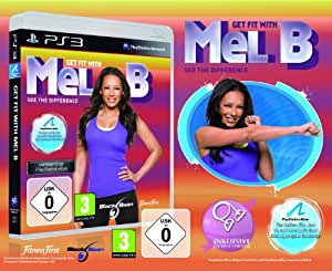 Get Fit with Mel B inkl. Resistance Band (Move-Unterstützung)