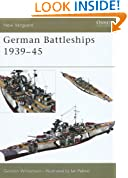 German Battleships 1939-45 (New Vanguard)