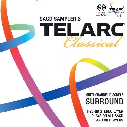 Telarc Classical Sacd Sampler Picture