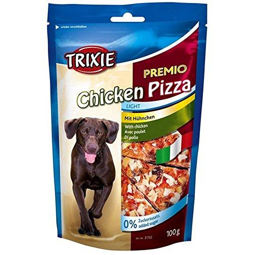 TRIXIE Premio chicken pizza 100gr - Snack e biscotti cane ossa