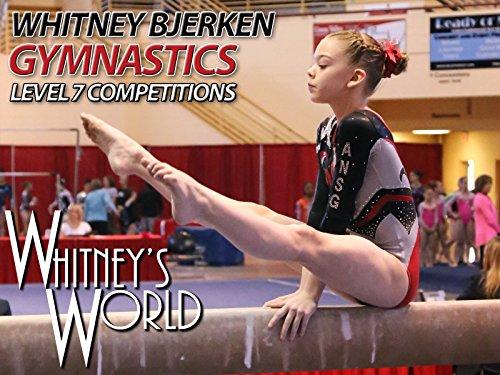 Whitney Bjerken Gymnastics Level 7 Competitions - Season 1