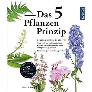 Das 5 Pflanzen Prinzip: Genial gestalten mit nur 5 Staudenarten pro Beet